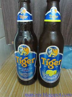 Brand New Tiger Radler(Lemon Favours)