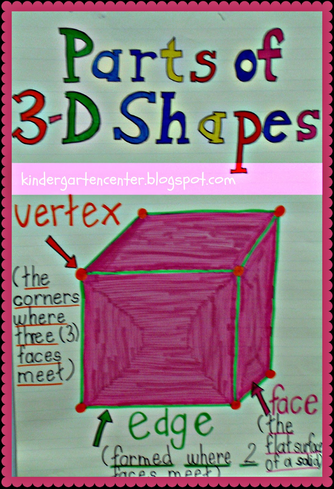 Kinderkids 3 D Shape Fun