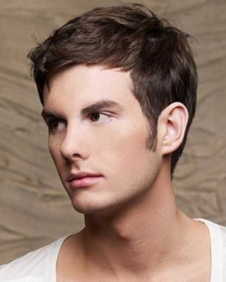 Trendy Men Hairstyles New Long Short
