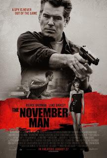 November Man - Um Espião Nunca Morre - Full HD 1080p