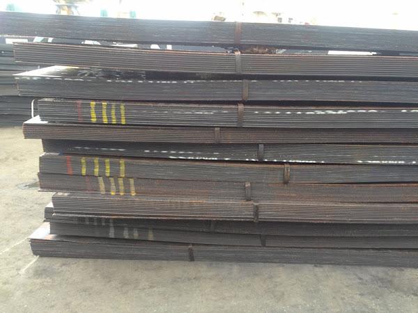 Sản phẩm thép tấm SS400 tại công ty Thép Bắc Việt