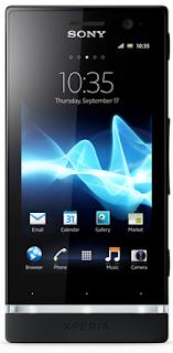 Cara Flashing Sony Xperia U ST25i dengan mudah