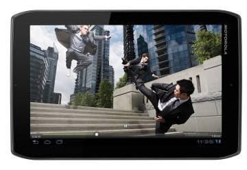 O novo tablet Android da Motorola:  Xoom 2 Media Edition