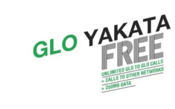 Glo 2.45GB of Data for 21days for Just N500