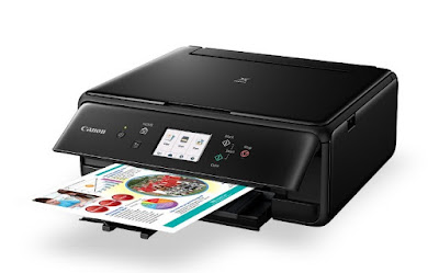 Canon PIXMA TS6060 Printer Driver Download For Mac