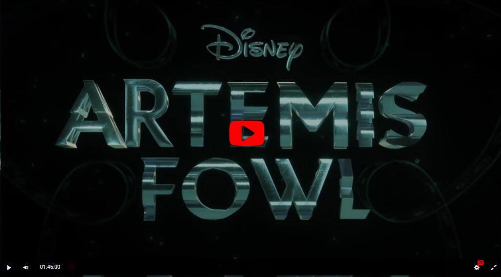 Artemis Fowl Película Completa
