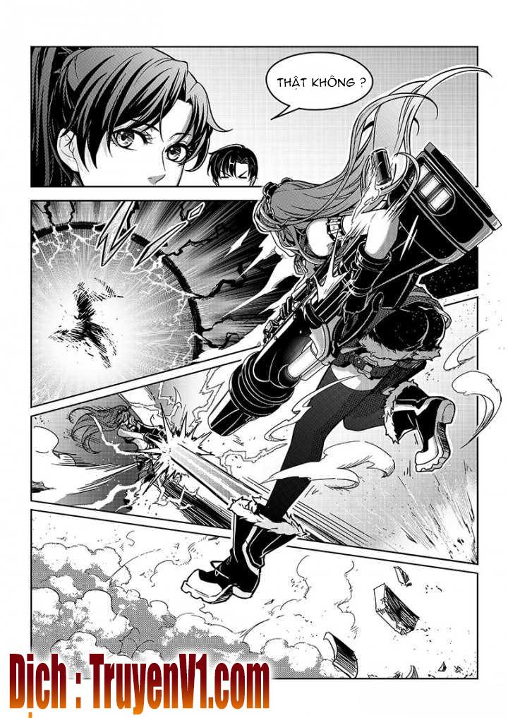 Toàn Chức Cao Thủ Chap 96 - Trang 4