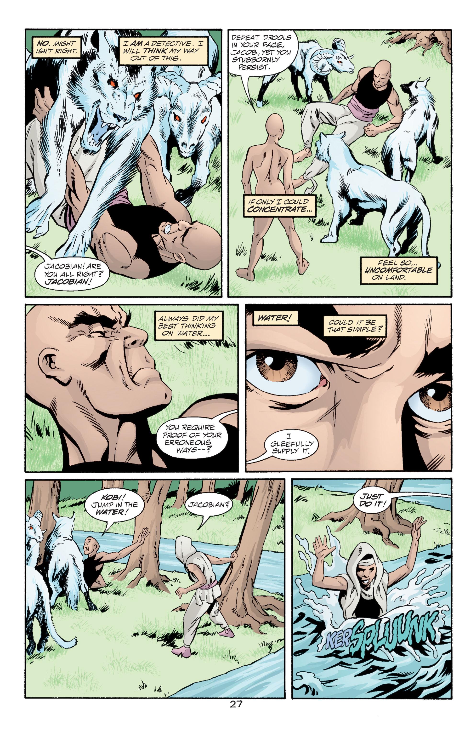 Detective Comics (1937) 757 Page 27