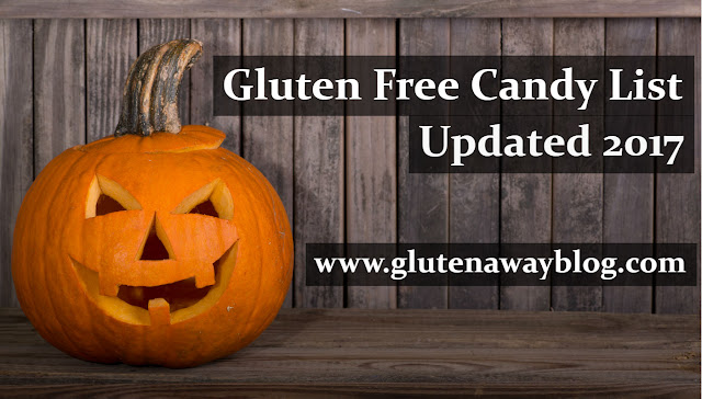 reading labels for gluten is a hassle which is why i created this gluten free candy list to make it easier every halloween valentines - What Halloween Candy Is Gluten Free