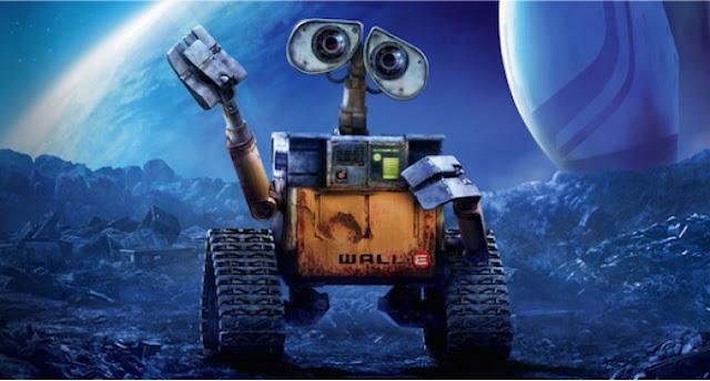 Hantu Baca Film Animasi Terbaik Piala Oscar Tontonan Keluarga Wall E