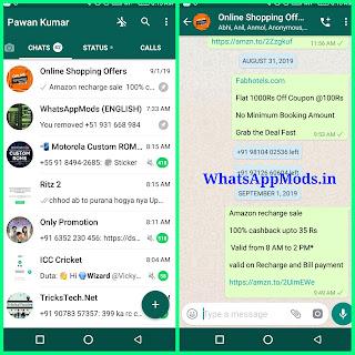 Yo WhatsApp v8