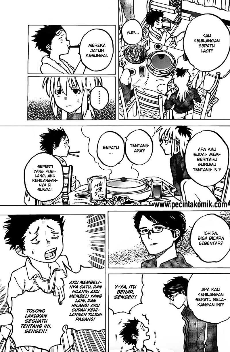 Koe no Katachi Chapter 04-7