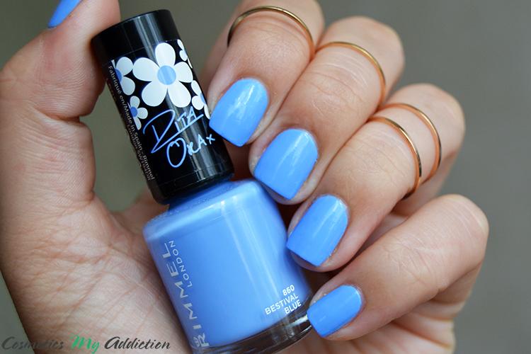 RIMMEL | Rita Ora - Bestival Blue 860