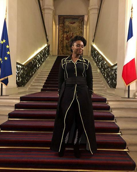 Chimamanda-Adichie-in-Paris