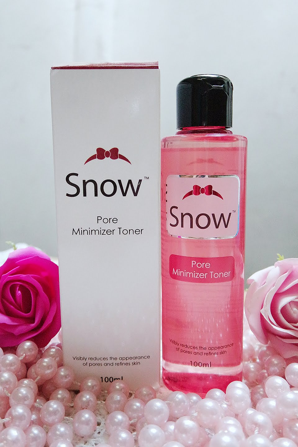 Review S Snow Pore Minimizer Toner Pinkislovebynix