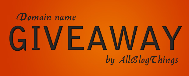 |Giveaway| Free .Com Domain Name For 1 Year - Win It Now!