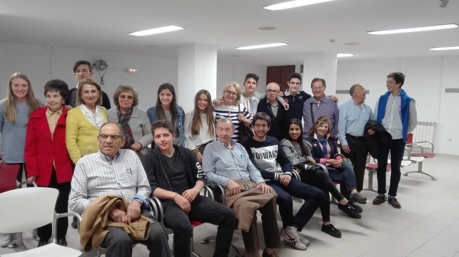 Agustinas Valladolid - 2017 - Bachillerato 1 - Aprendizaje y Servicio 2