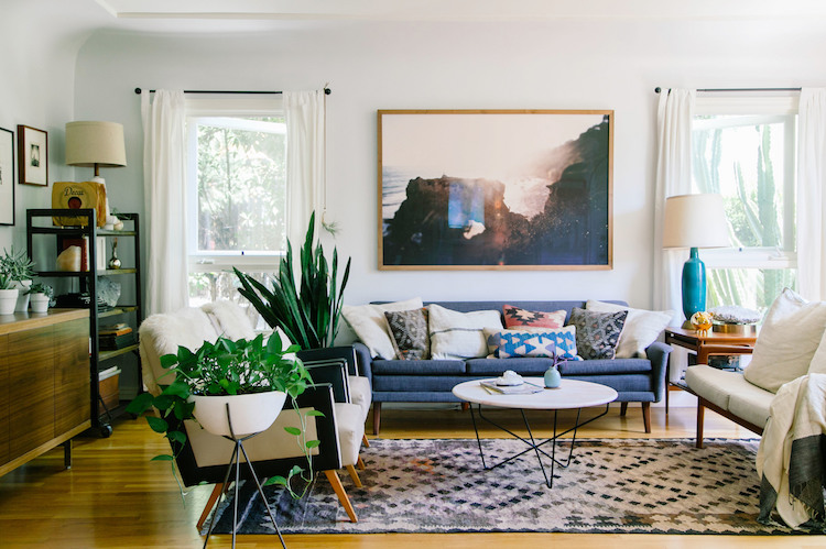 A Vintage Inspired Silver Lake Home My Scandinavian Home