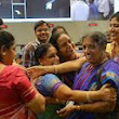 the India of today: My favourite photo of 2014: Women scientists celebrate at ISRO