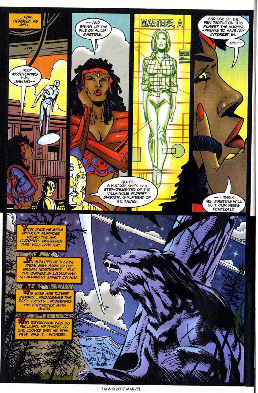 Read online Silver Surfer (1987) comic -  Issue #123 - 32
