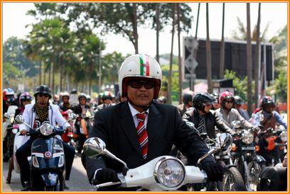 Kenapa Tunggang Motosikal?