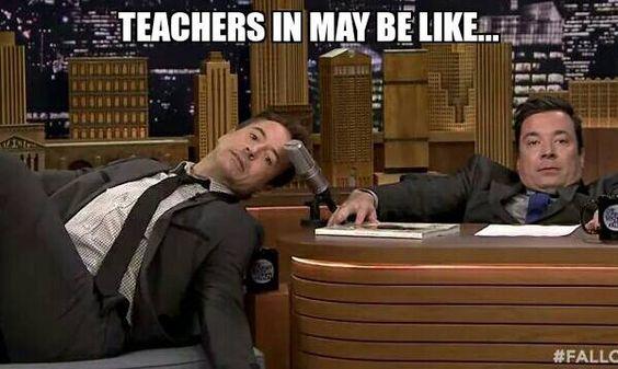 Funny Teaching Memes, Teaching struggle funny, End of the year teaching funny, Summer break meme,