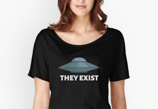 They Exist T-shirt - Person of Interest - Root