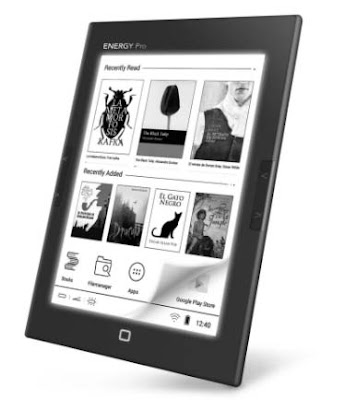 ebook energy pro hd