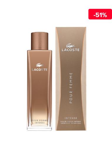Lacoste Apa de parfum Lacoste Pour Femme Intense, 90 ml, pentru femei