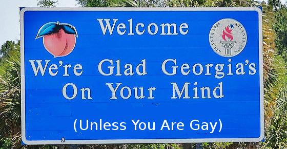 We're Glad Georgia's On Your Mind