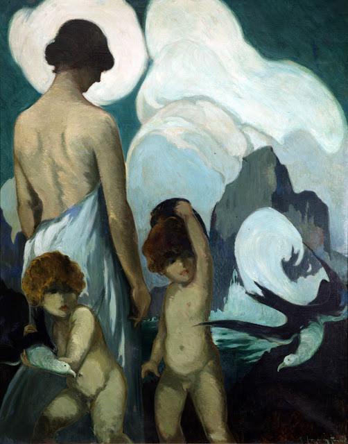 Joaquim Terruella Matilla, Artistic nude, The naked in the art,  Il nude in arte, Fine art