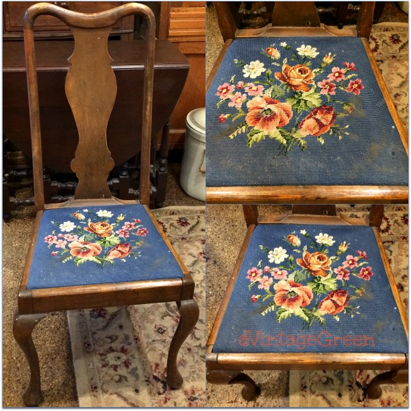 Over Time The Chair Seats Took On The Patina Of Many Family Meals And Daily  Wear And Tear. The Chairs Eventually Were Mostly Used Elsewhere In The  Home, ...