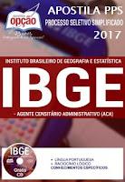 Apostila PSS IBGE Agente Censitário Administrativo (ACA)