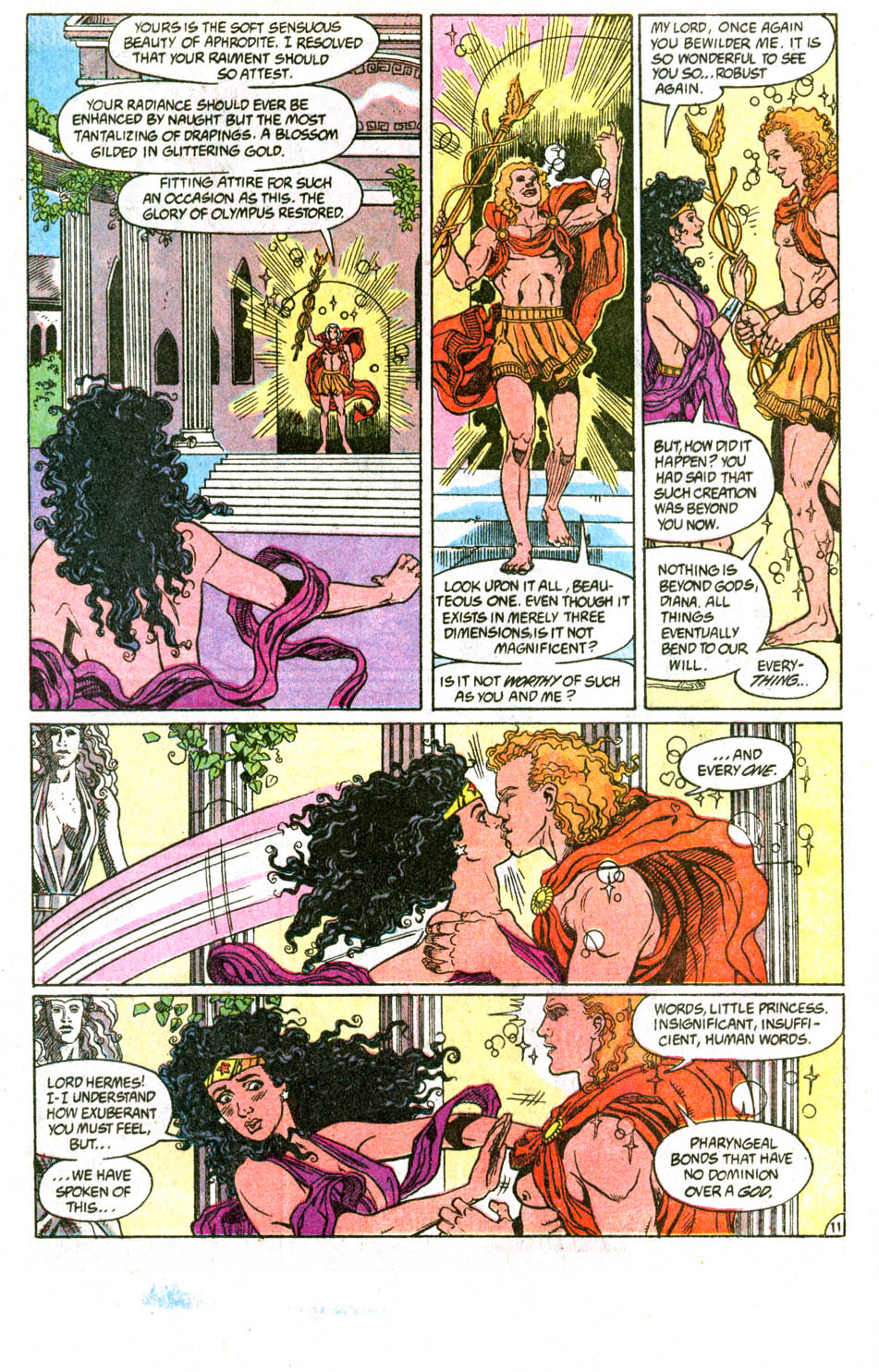 Read online Wonder Woman (1987) comic -  Issue #51 - 13