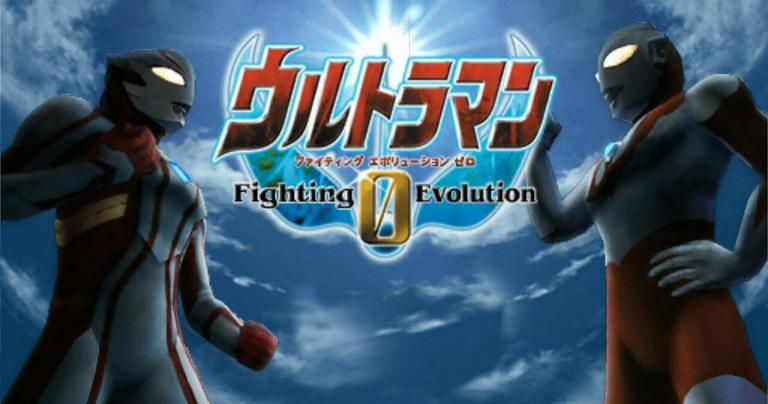 Ultraman Fighting Evolution 0 Iso Savedata Games Mod
