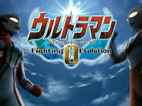 Ultraman Fighting Evolution 0 Iso + Savedata