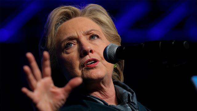 """Discurso filtrado de Clinton: La exclusión aérea en Siria significaría """"matar a muchos civiles"""""""