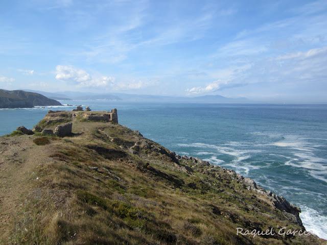 fuerte de Azkorriaga (Gorliz)