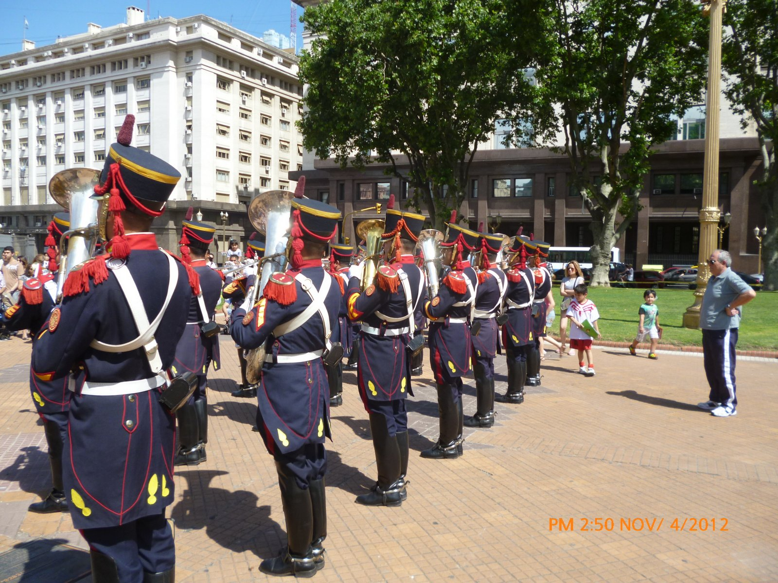 9 Julio La La Large Aires Du Argentine Route De Buenos Monde Plus
