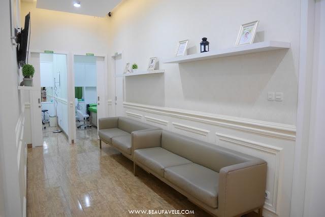 Ruang Tunggu ZAP SMS Tangerang
