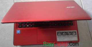 Acer One 14 Intel 2957U red