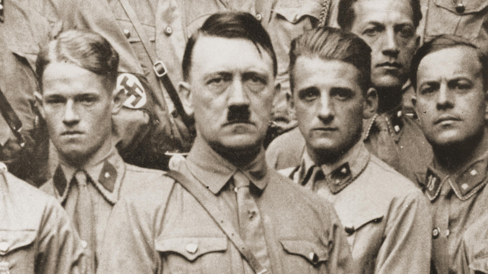 how intregral was hitler the individual