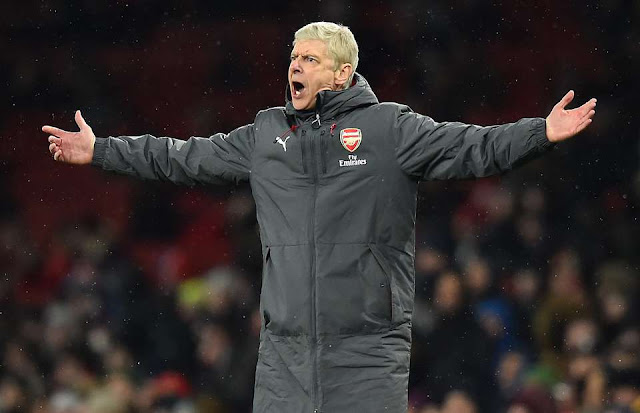 Arsenal fans were flabbergasted by what Arsene Wenger said after 3-0 Man City loss