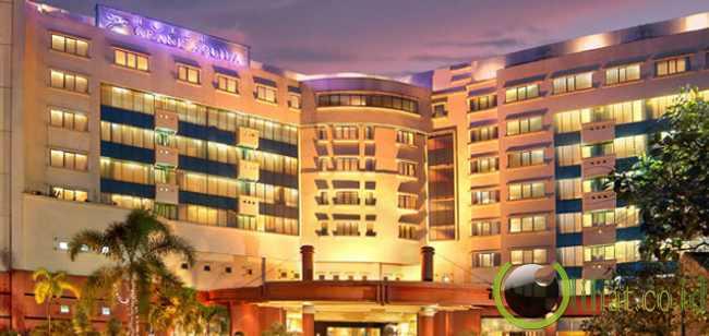 Banyak Hantu di Lorong Hotel