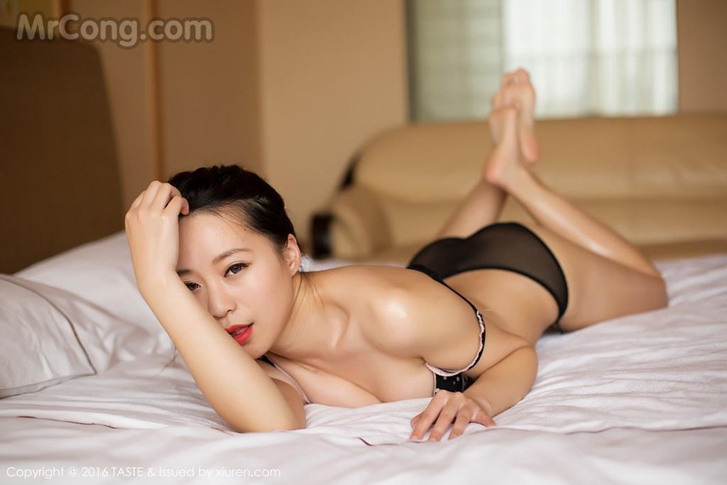Image MrCong.com-TASTE-Vol.017-NIKO-Xiao-Yue-Yue-006 in post TASTE Vol.017: Người mẫu NIKO (小玥玥) (50 ảnh)