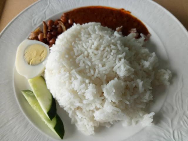 Nasi Lemak Wad KPJ Selangor