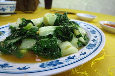 Tian Tian Seafood Restaurant, nai bai