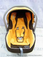 Infant Car Seat Pliko PK02