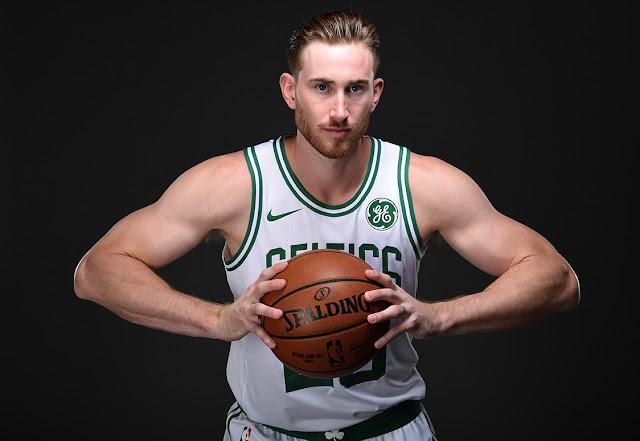 Celtics Berikan Gordon Hayward Coaching Project Selama Rehab