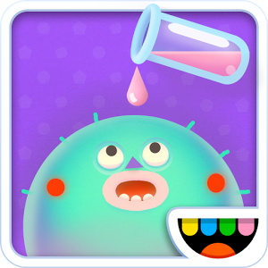 Download Free Toca Lab Elements Mobile App Game